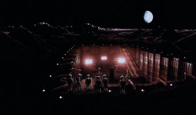 2001 год: Космическая одиссея кадр 5