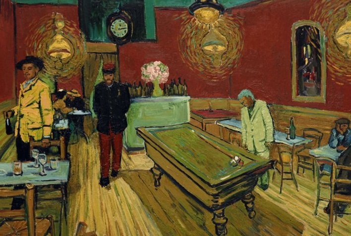 Ван Гог. С любовью, Винсент кадр 10