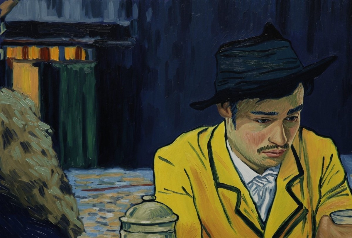 Ван Гог. С любовью, Винсент кадр 1