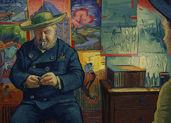 Ван Гог. С любовью, Винсент кадр 5