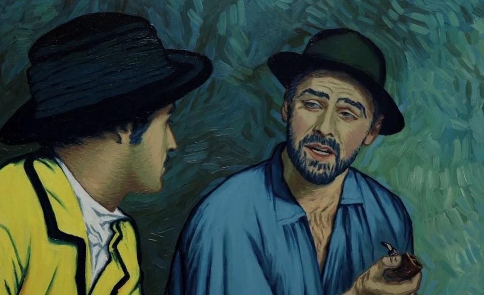 Ван Гог. С любовью, Винсент кадр 6