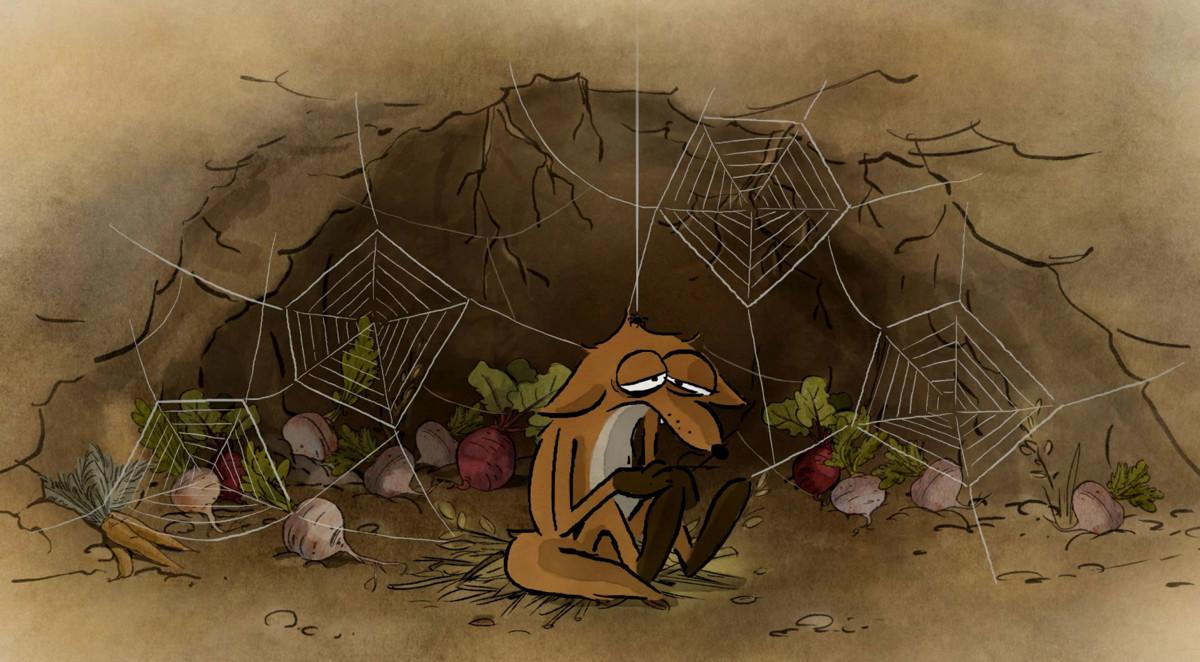 Большой злой лис и другие сказки кадр 13