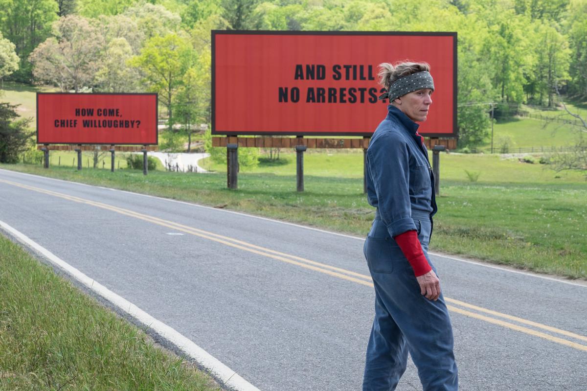 Три билборда на границе Эббинга, Миссури кадр 5