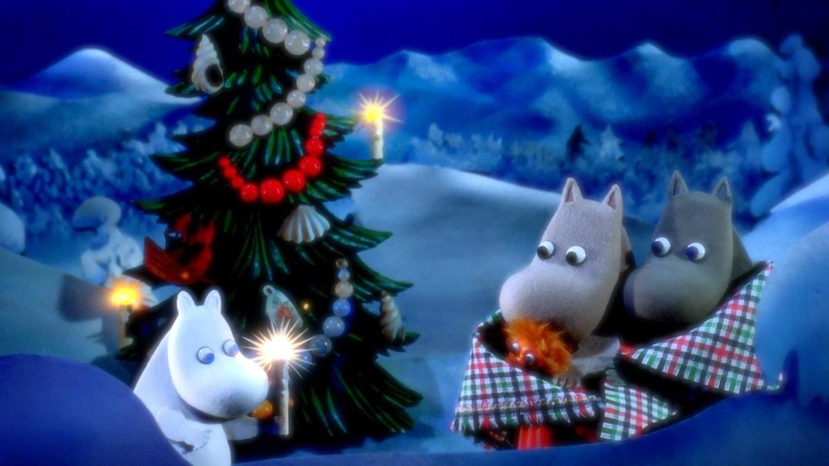 Муми-тролли и Зимняя сказка кадр 1