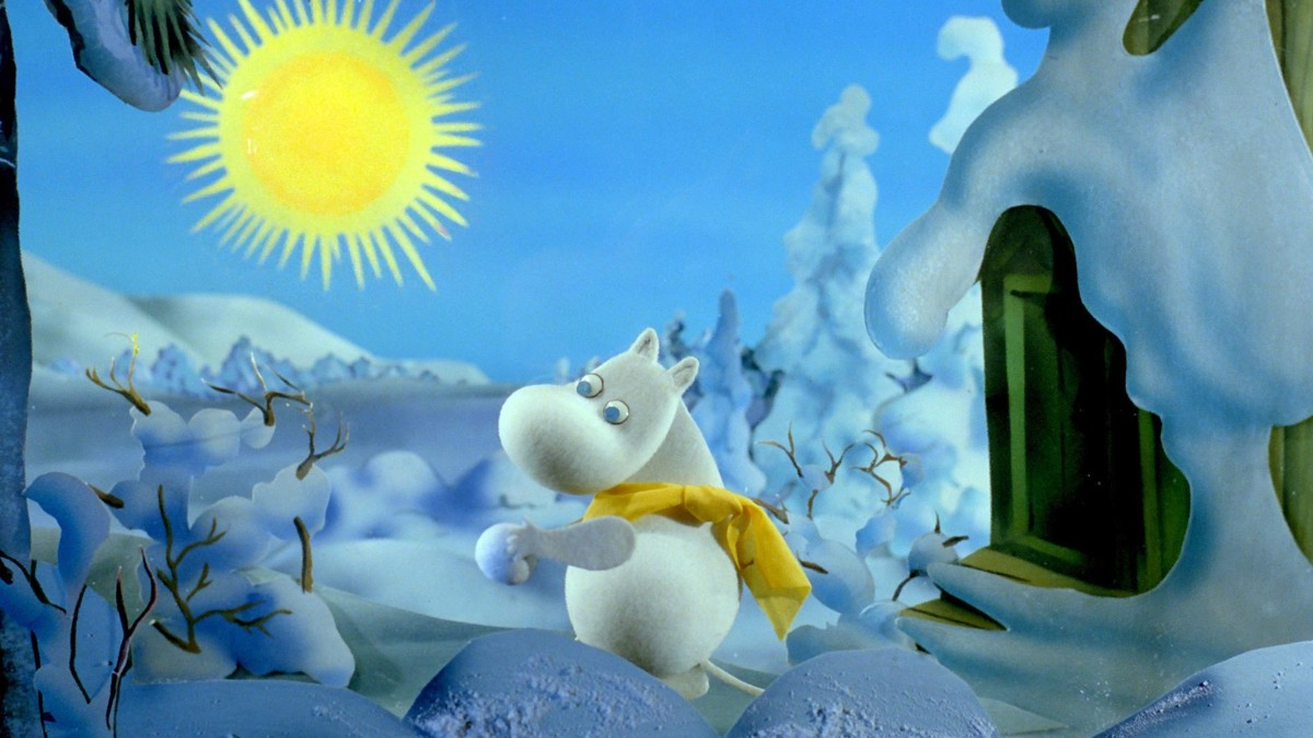 Муми-тролли и Зимняя сказка кадр 3