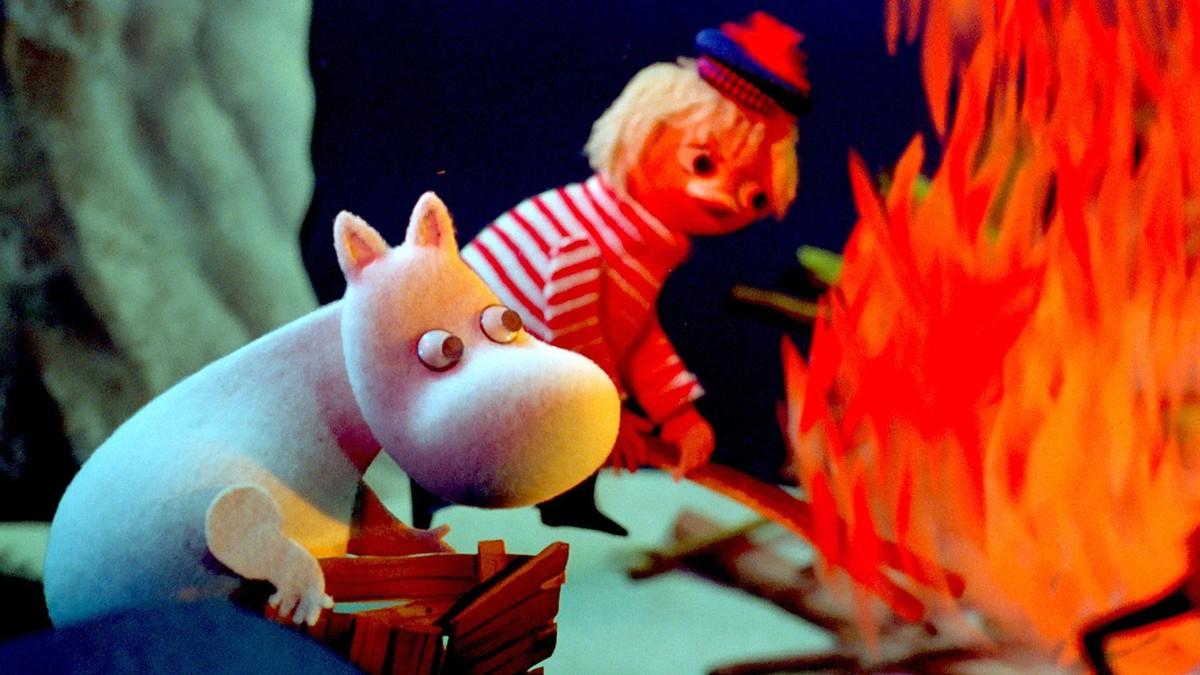 Муми-тролли и Зимняя сказка кадр 4