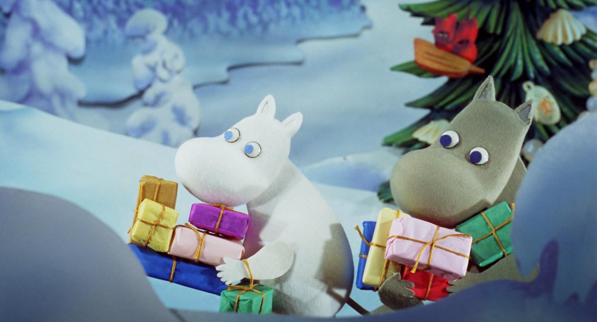 Муми-тролли и Зимняя сказка кадр 5