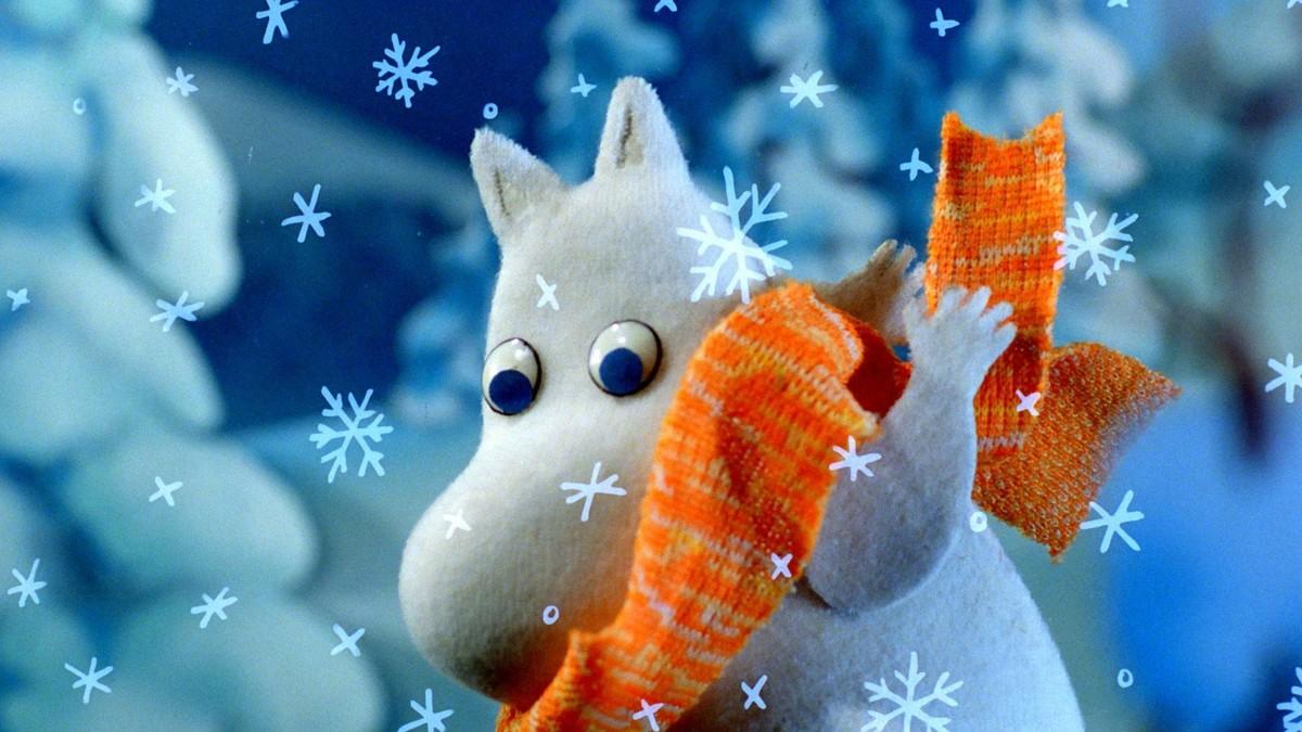 Муми-тролли и Зимняя сказка кадр 7