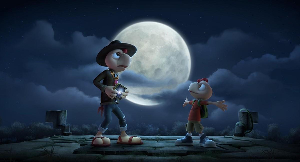 Махнем на луну! кадр 8
