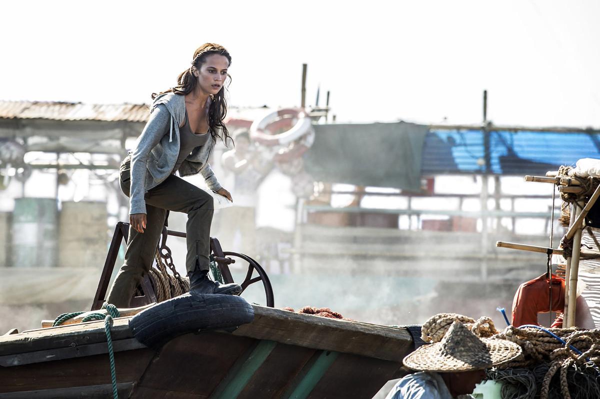 Tomb Raider: Лара Крофт кадр 10
