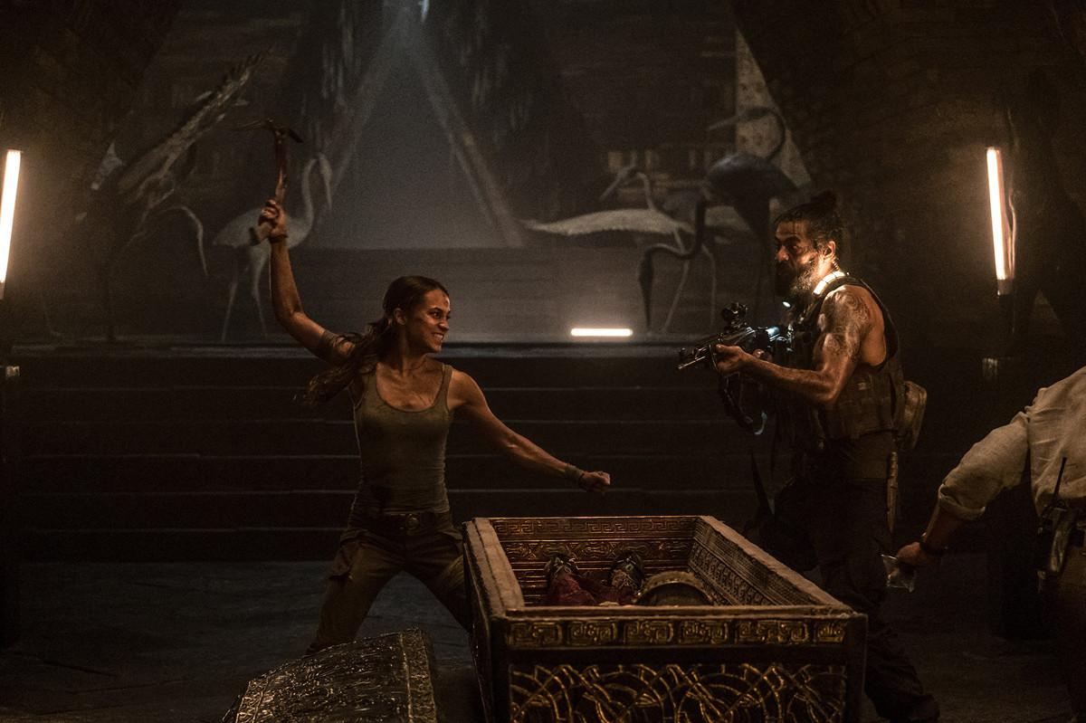 Tomb Raider: Лара Крофт кадр 14