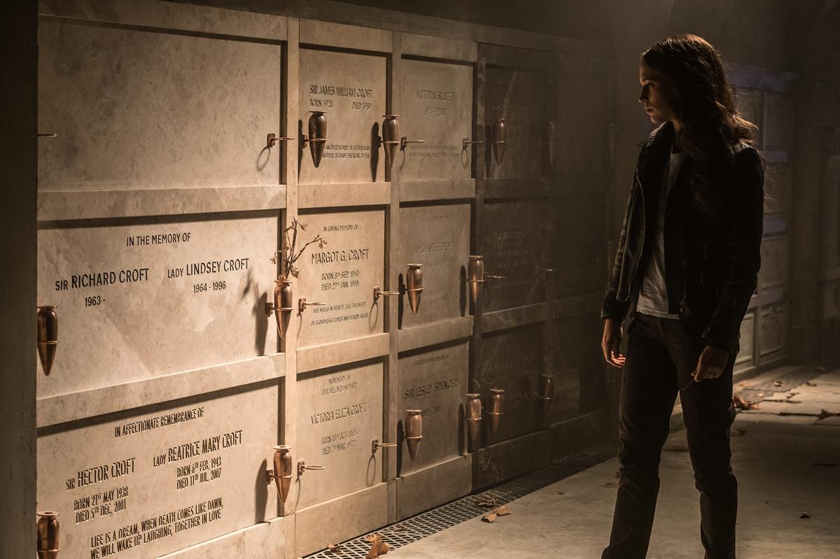 Tomb Raider: Лара Крофт кадр 15