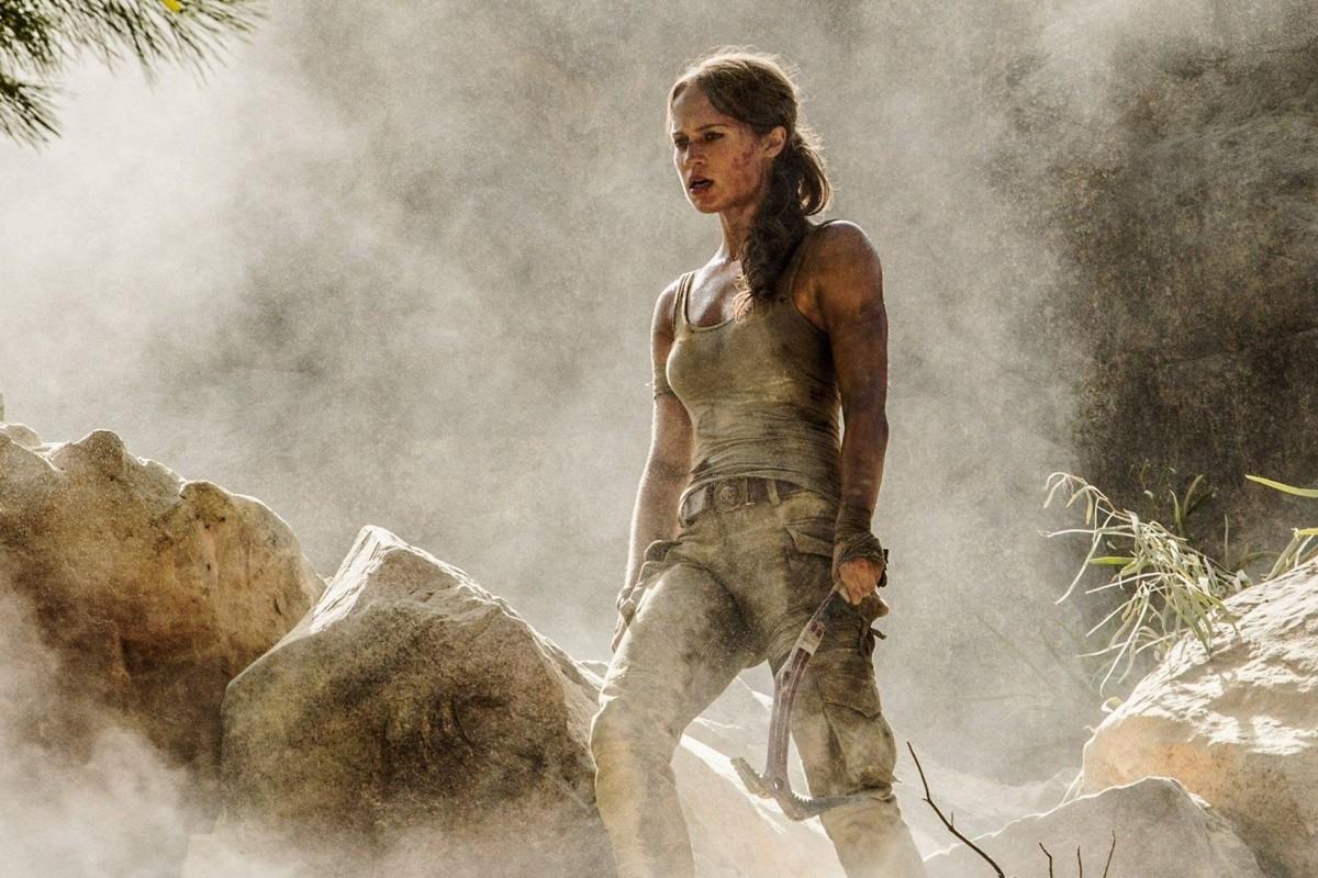 Tomb Raider: Лара Крофт кадр 1