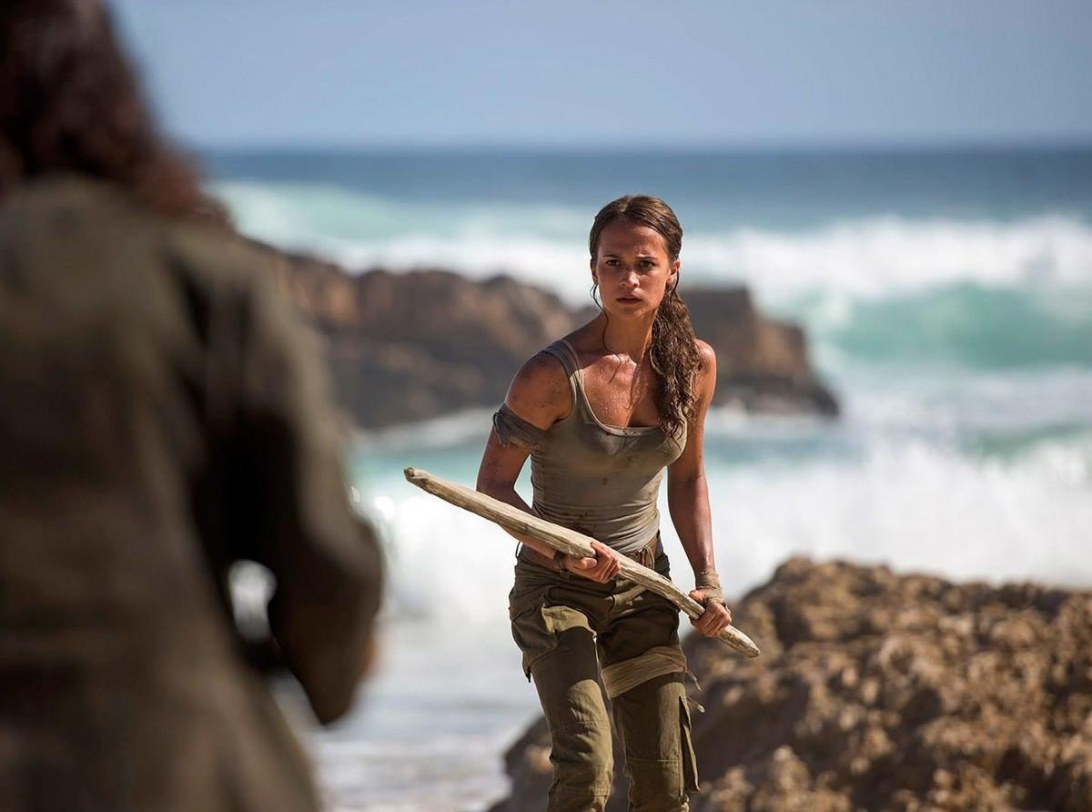 Tomb Raider: Лара Крофт кадр 2