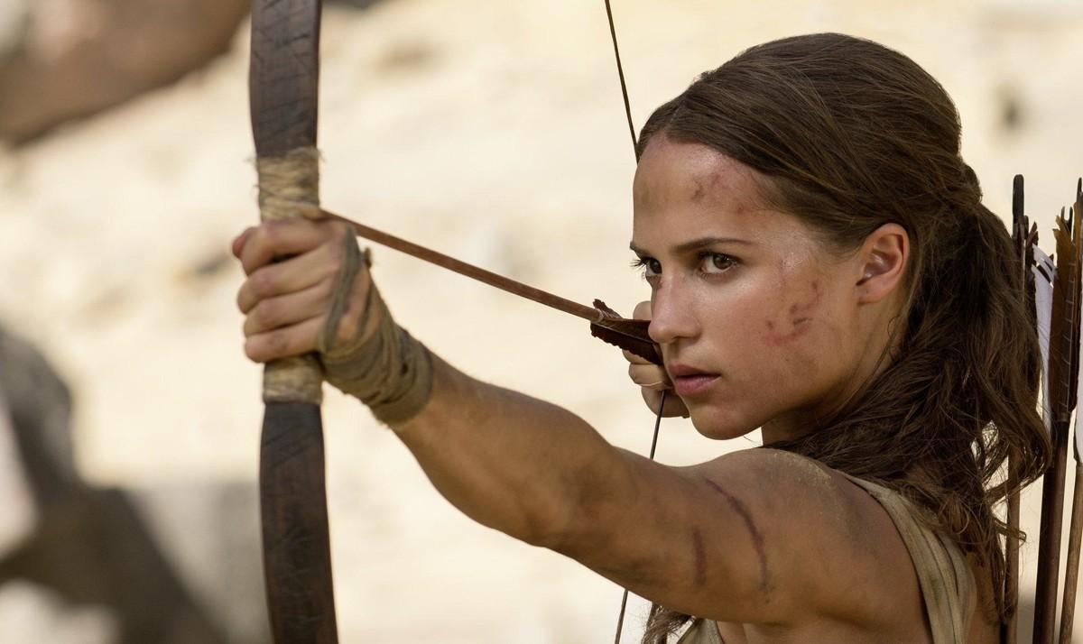 Tomb Raider: Лара Крофт кадр 3