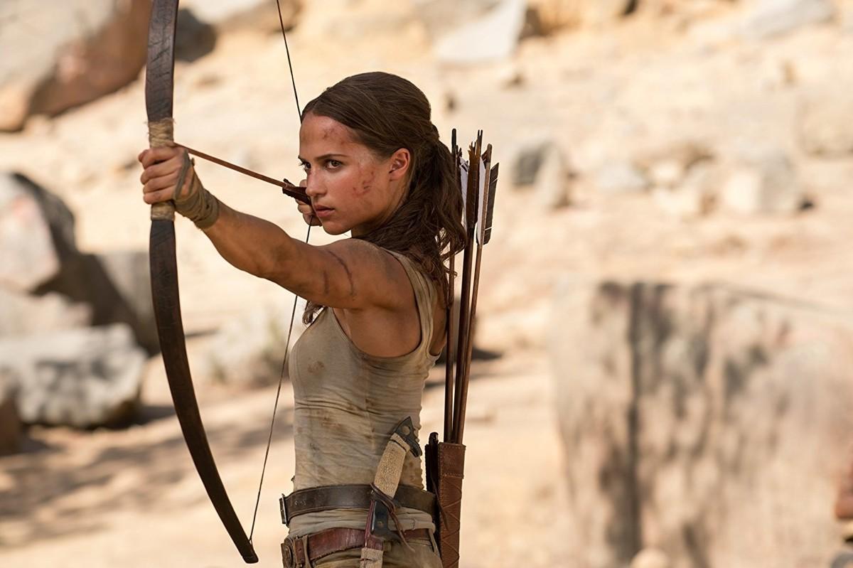 Tomb Raider: Лара Крофт кадр 4
