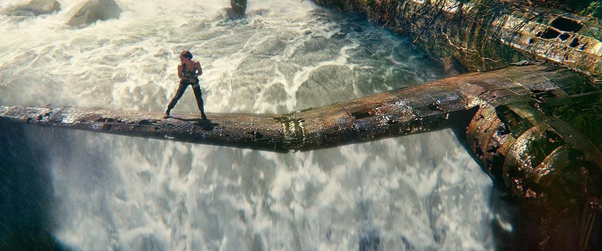 Tomb Raider: Лара Крофт кадр 5