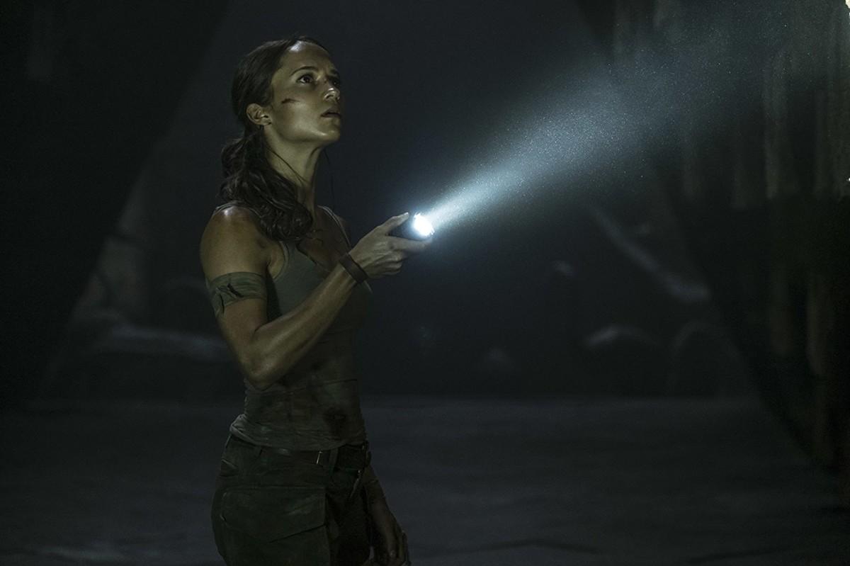 Tomb Raider: Лара Крофт кадр 6