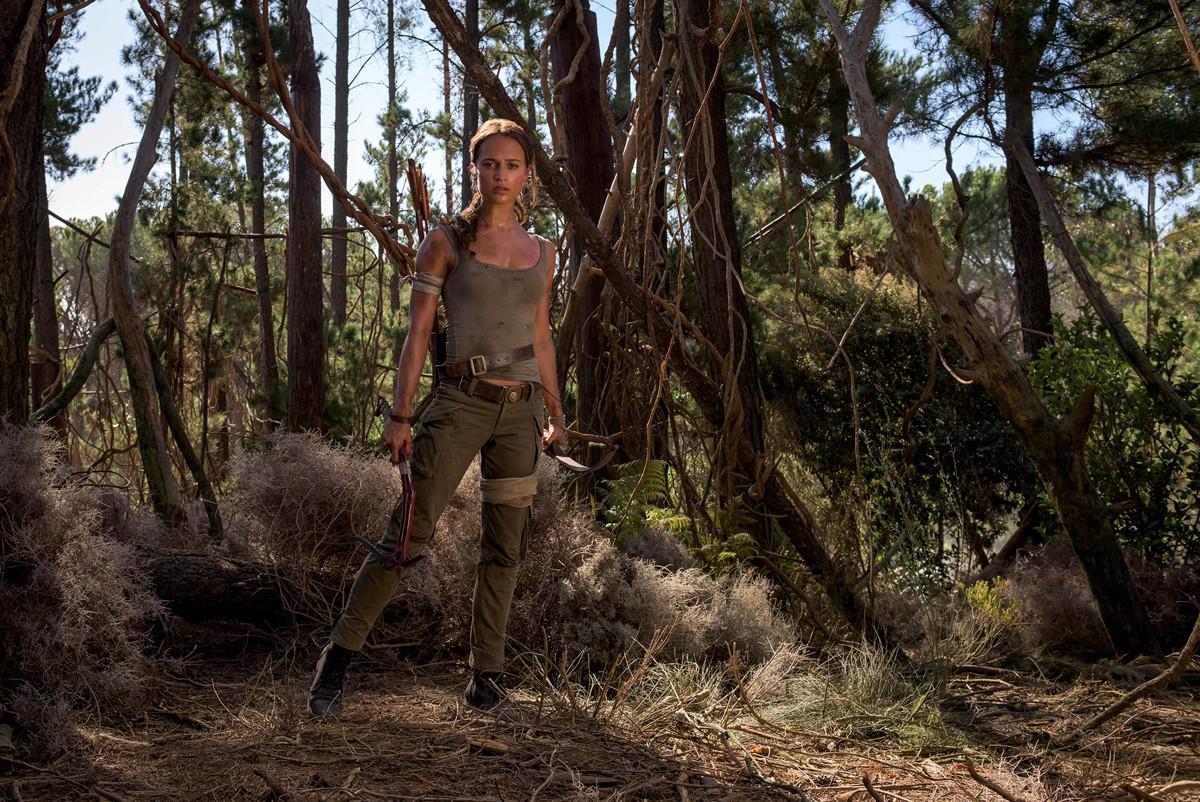 Tomb Raider: Лара Крофт кадр 7