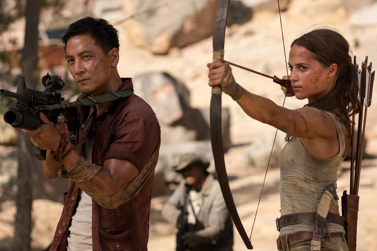 Tomb Raider: Лара Крофт кадр 8