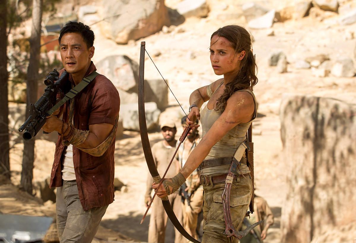 Tomb Raider: Лара Крофт кадр 9