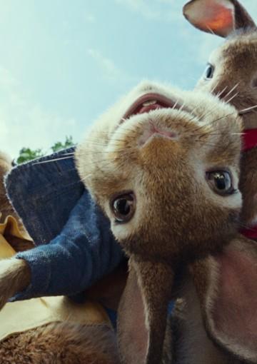 смотреть Кролик Питер в кинотеатрах
