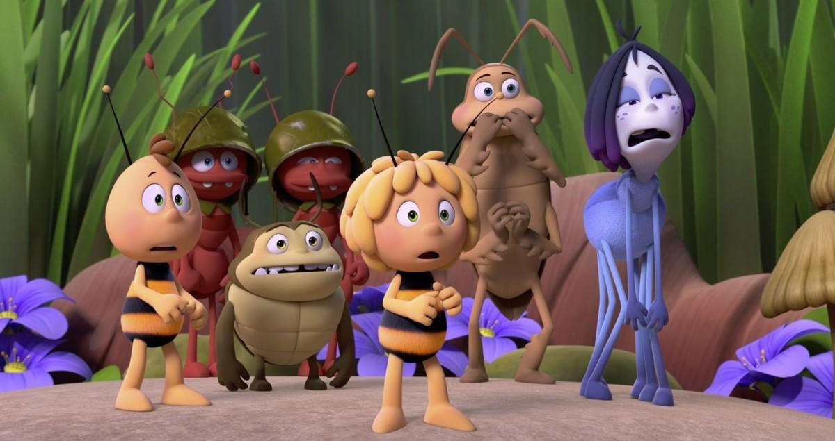 Пчелка Майя и Кубок меда кадр 10
