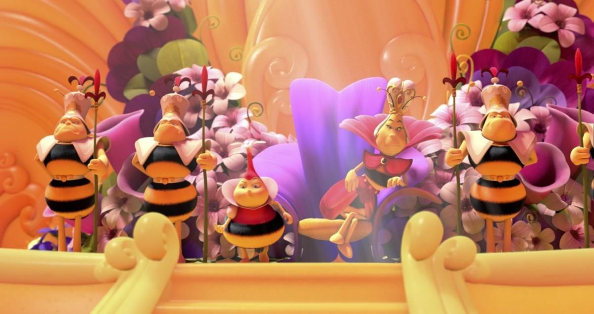 Пчелка Майя и Кубок меда кадр 15
