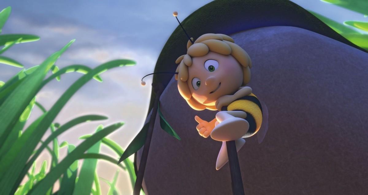 Пчелка Майя и Кубок меда кадр 18