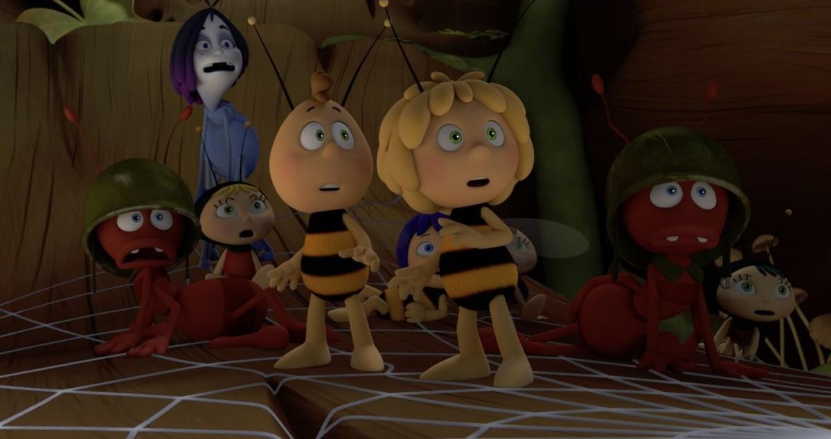 Пчелка Майя и Кубок меда кадр 1