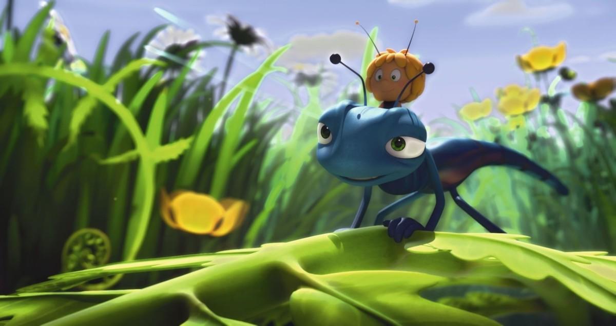 Пчелка Майя и Кубок меда кадр 23