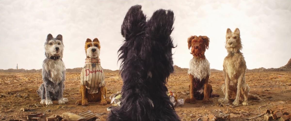 Остров собак кадр 24
