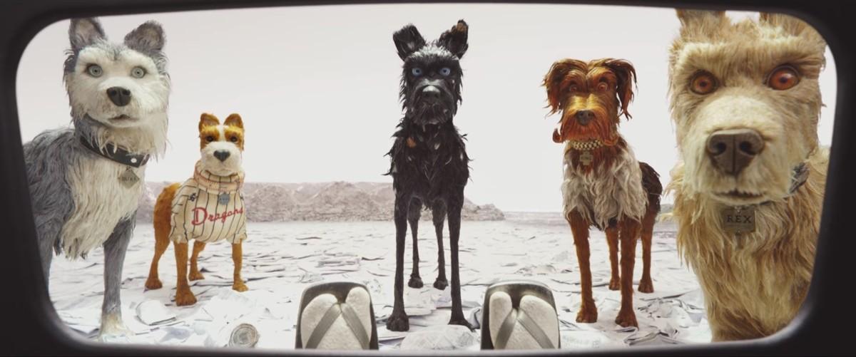Остров собак кадр 30