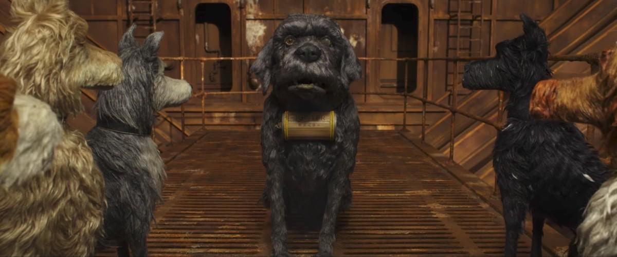Остров собак кадр 34
