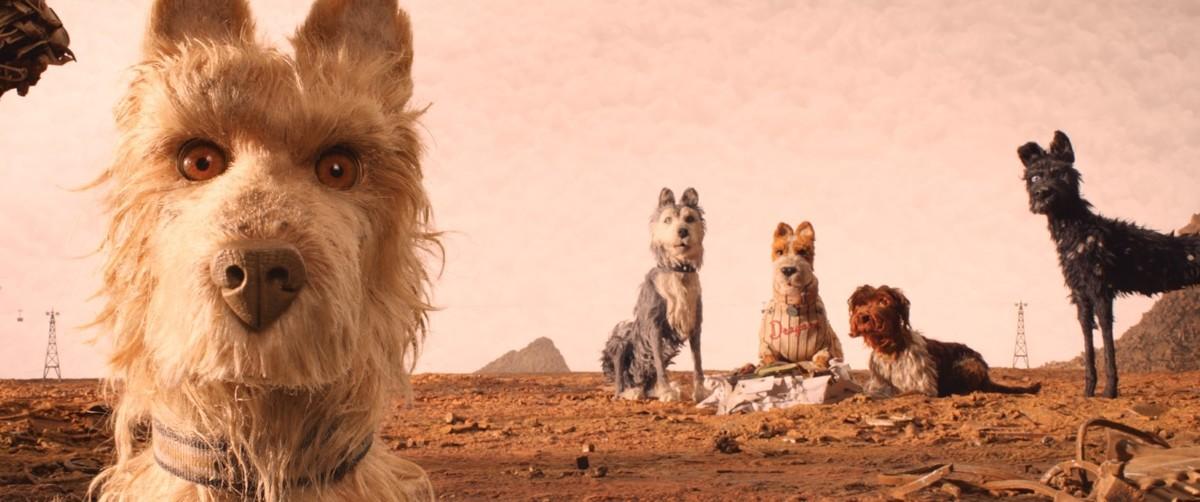 Остров собак кадр 4