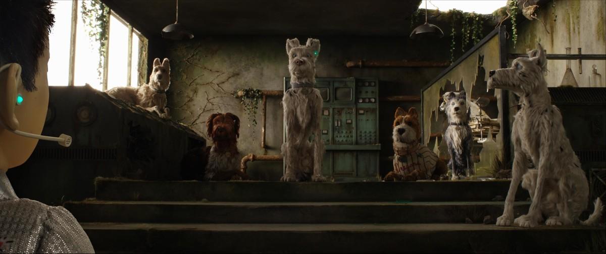 Остров собак кадр 6