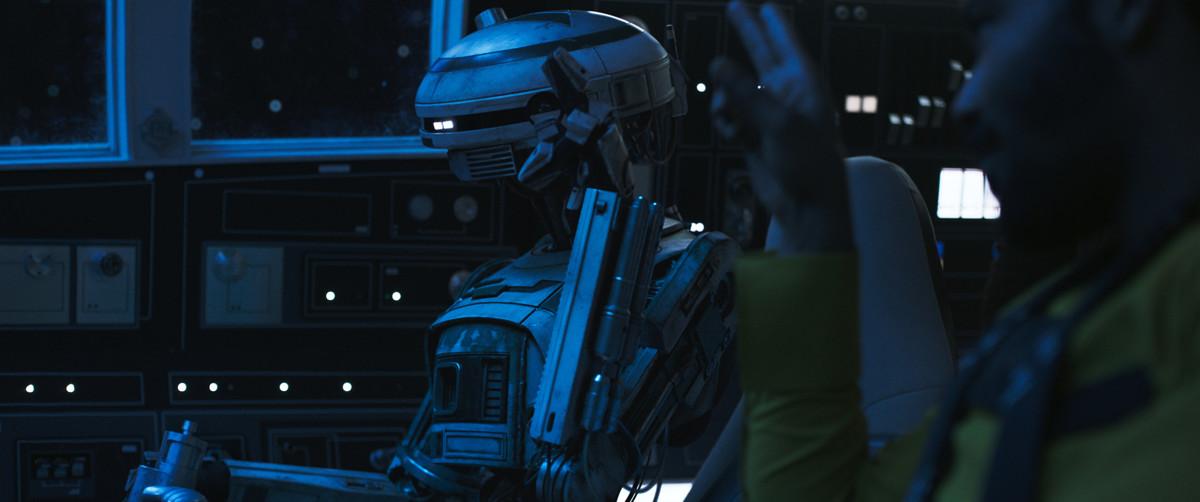 Хан Соло. Звездные войны: Истории кадр 13