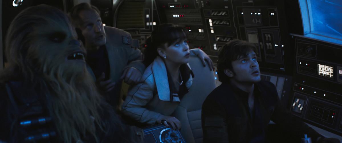 Хан Соло. Звездные войны: Истории кадр 15