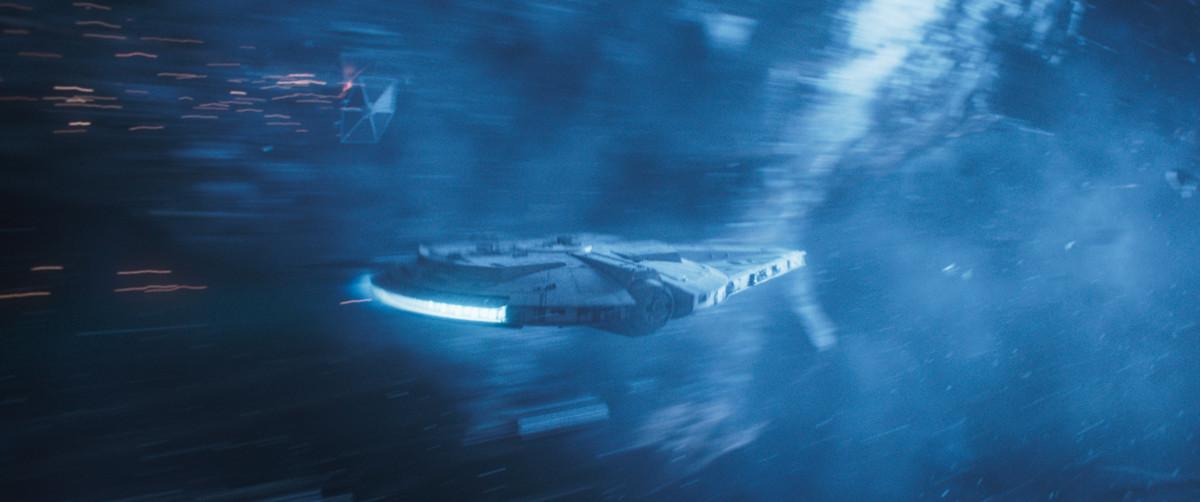 Хан Соло. Звездные войны: Истории кадр 17