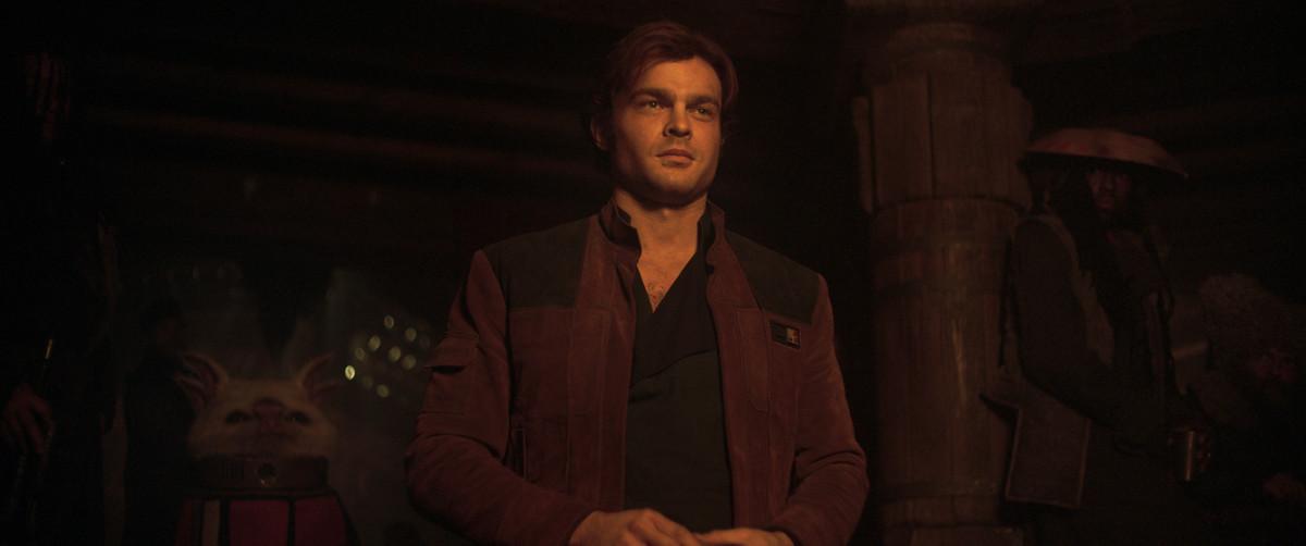 Хан Соло. Звездные войны: Истории кадр 19