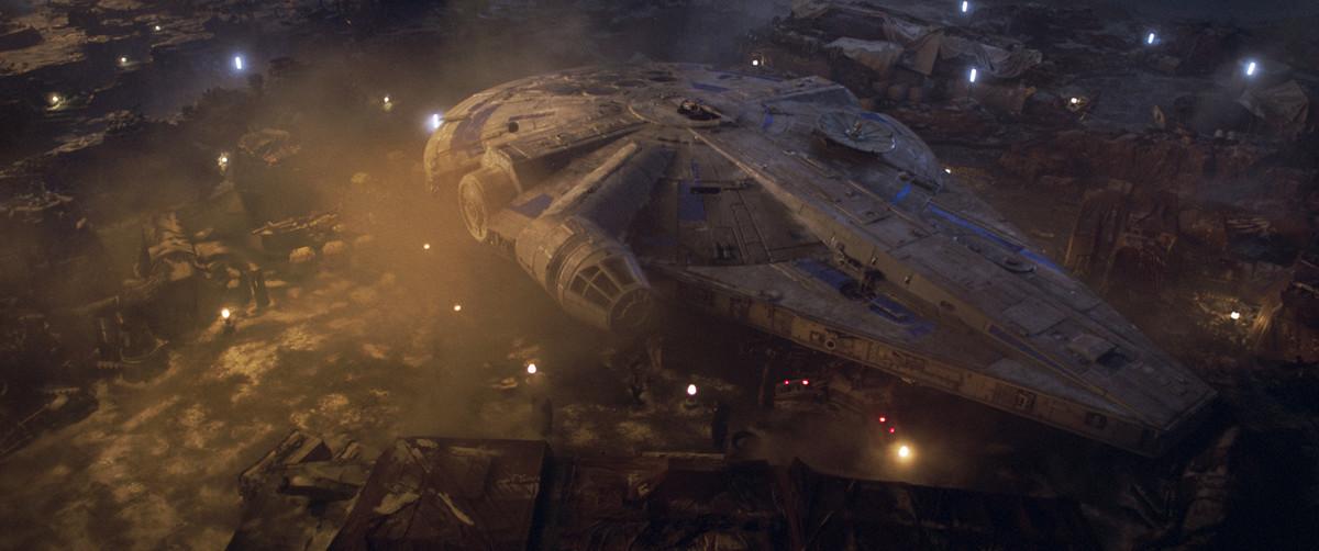 Хан Соло. Звездные войны: Истории кадр 25