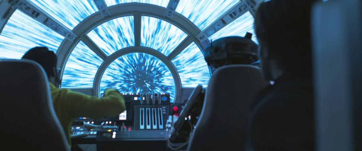 Хан Соло. Звездные войны: Истории кадр 27