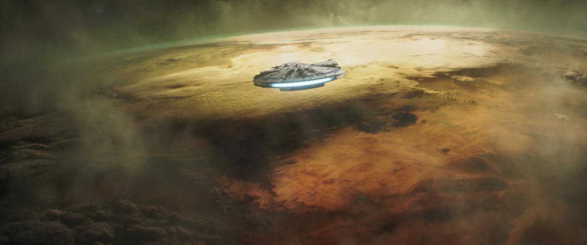 Хан Соло. Звездные войны: Истории кадр 29