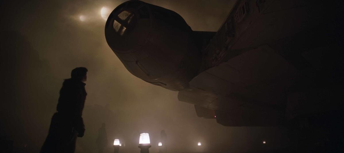 Хан Соло. Звездные войны: Истории кадр 2