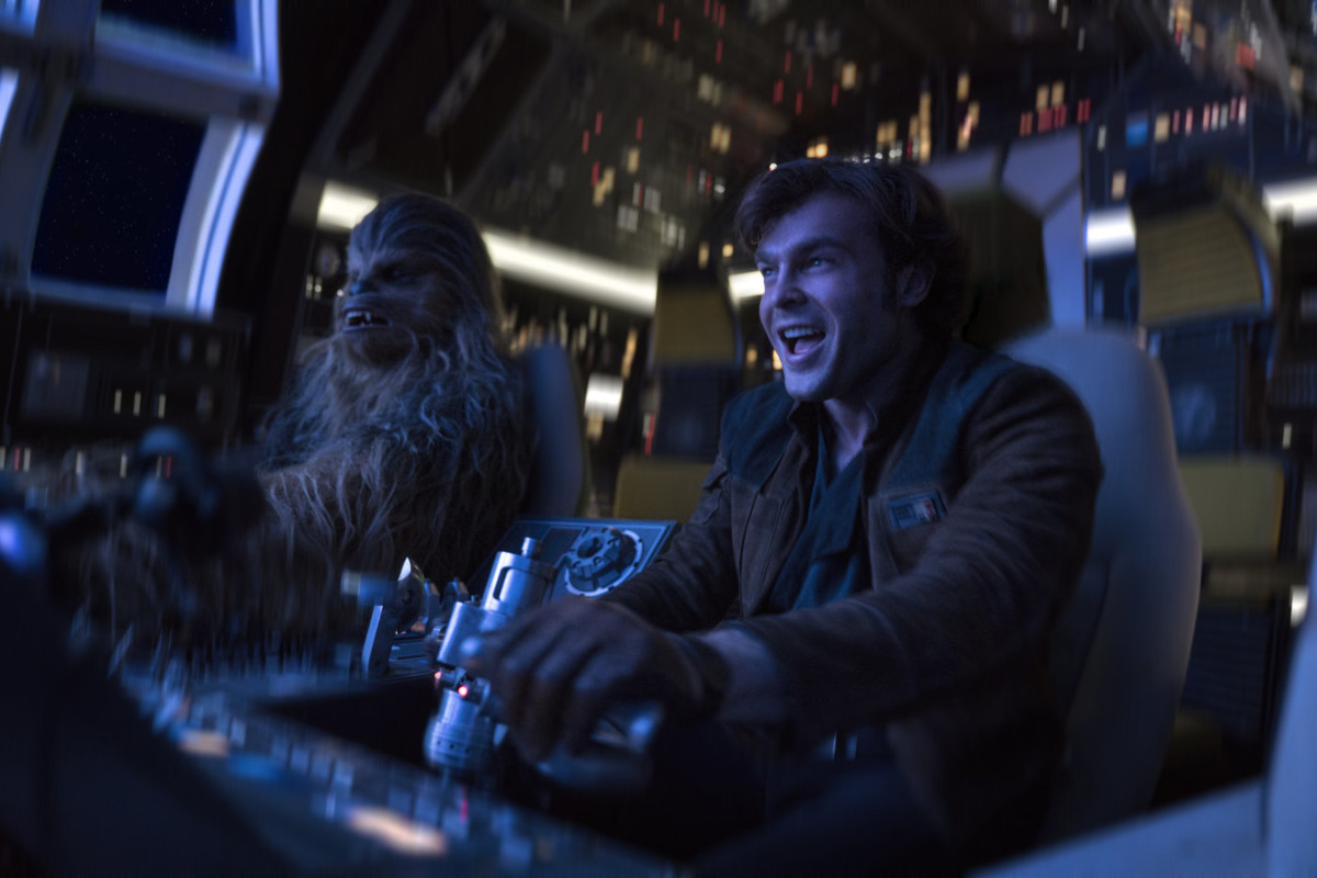 Хан Соло. Звездные войны: Истории кадр 33