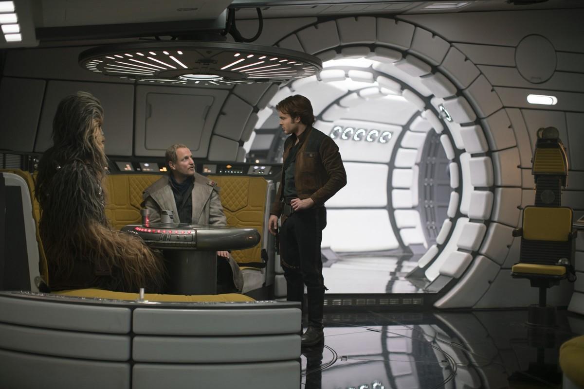 Хан Соло. Звездные войны: Истории кадр 35
