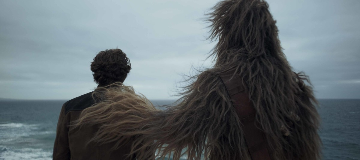 Хан Соло. Звездные войны: Истории кадр 6