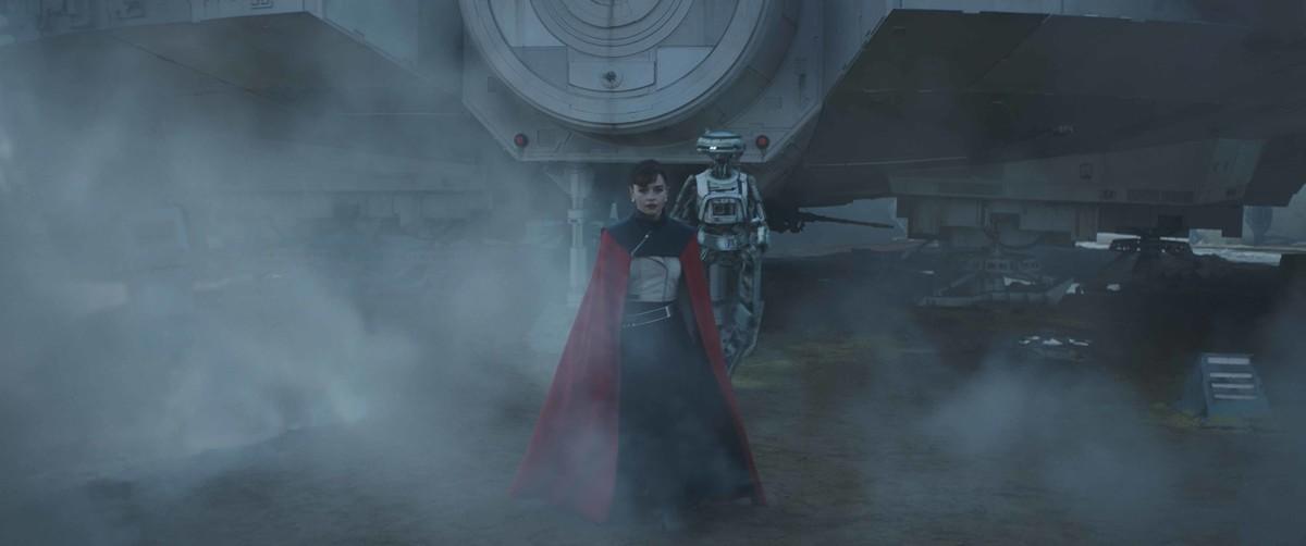 Хан Соло. Звездные войны: Истории кадр 9
