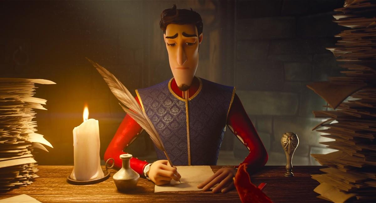 Распрекрасный принц кадр 12