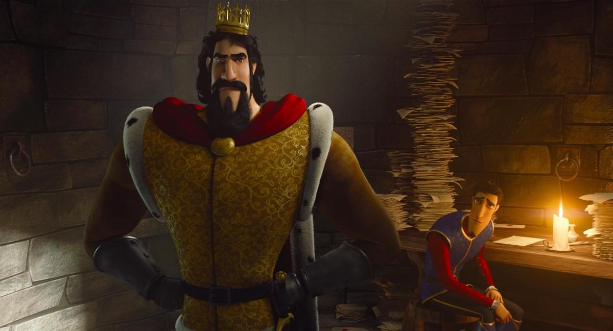 Распрекрасный принц кадр 13